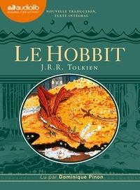 John Ronald Reuel Tolkien - Le Hobbit. 2 CD audio MP3