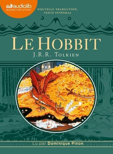 Le Hobbit  avec 2 CD audio MP3