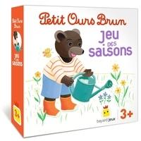 Danièle Bour - Le jeu des saisons Petit Ours Brun.