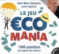 Jean-Marc Sylvestre - Le jeu Ecomania - 1000 questions pour gagner des millions ! Avec 240 cartes, 1 livret, 1 dé.