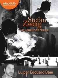 Stefan Zweig et Edouard Baer - Le joueur d'échecs. 2 CD audio