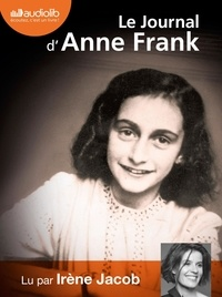 Anne Frank - Le journal d'Anne Frank. 2 CD audio MP3