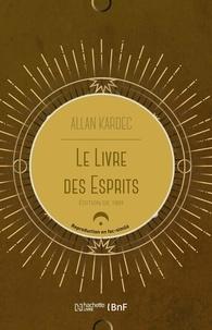 Allan Kardec - Le livre des esprits.