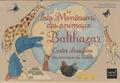 Marie-Hélène Place et Caroline Fontaine-Riquier - Le loto Montessori des animaux de Balthazar - 48 cartes classifiées des animaux du monde.