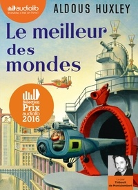 Aldous Huxley - Le meilleur des mondes. 1 CD audio MP3
