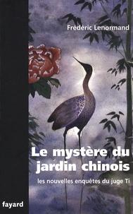 Le mystère du jardin chinois - Une nouvelle enquête du juge Ti.pdf