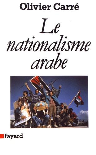 Le nationalisme arabe