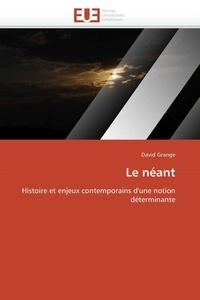 David Grange - Le néant.