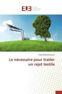 Le nécessaire pour traiter un rejet textile.pdf