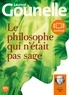 Laurent Gounelle - Le philosophe qui n'était pas sage. 1 CD audio MP3