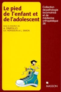 Alain Dimeglio - Le pied de l'enfant et de l'adolescent.