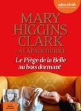 Mary Higgins Clark - Le piège de la Belle au Bois dormant. 1 CD audio