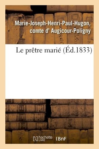 Hachette BNF - Le prêtre marié.