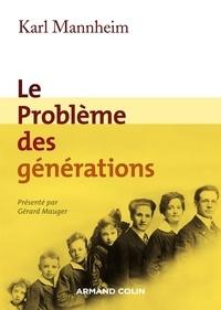 Karl Mannheim - Le problème des générations.