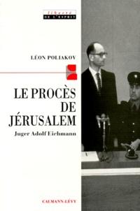 Léon Poliakov - .
