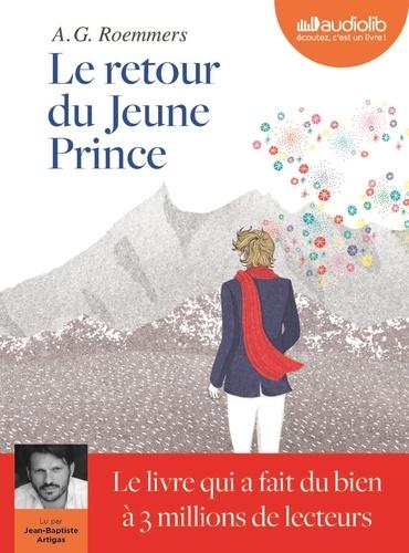 Le retour du jeune prince  avec 1 CD audio