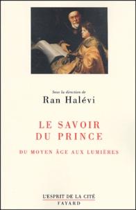 Ran Halévi - .