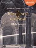 John Ronald Reuel Tolkien - Le Seigneur des Anneaux Tome 1 : La fraternité de l'anneau. 2 CD audio MP3