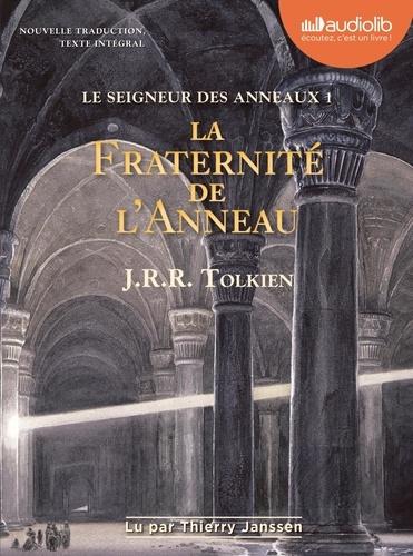 Le Seigneur des Anneaux Tome 1 La fraternité de l'anneau -  avec 2 CD audio MP3
