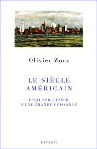 Olivier Zunz - .