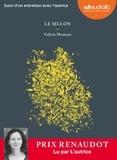 Valérie Manteau - Le Sillon - Suivi d'un entretien avec l'autrice. 1 CD audio MP3