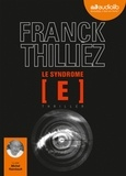 Franck Thilliez - Le syndrome E. 2 CD audio MP3