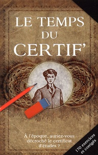 City - Le Temps du Certif'.