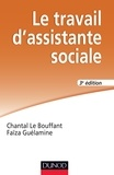 Chantal Le Bouffant et Faïza Guélamine - Le travail d'assistante sociale.