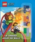 Gavin Williams - Lego City - Le grand jour de Billy - Avec une figurine Lego à assembler.
