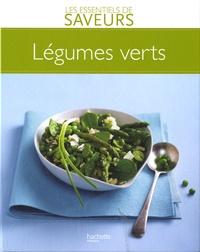 Hachette - Légumes verts.