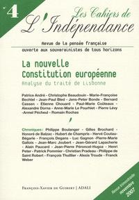 Paul-Marie Coûteaux - Les Cahiers de l'Indépendance N° 4, novembre 2007 : .
