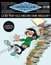 Vincent Bernière - Les Cahiers de la BD N° 11, avril-juin 20 : Pourquoi les mangas ont-ils du succès ?.