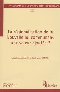 Les cahiers des sciences administratives 11/2007.pdf
