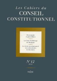 Les Cahiers du Conseil constitutionnel N° 12/2002.pdf