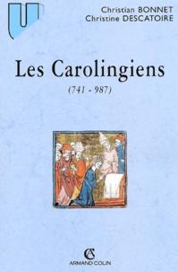 Christine Descatoire et Christian Bonnet - .
