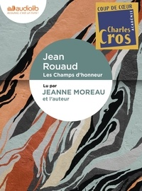 Jean Rouaud - Les champs d'honneur. 1 CD audio MP3