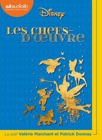 Disney - Les chefs-d'oeuvre Disney. 1 CD audio MP3