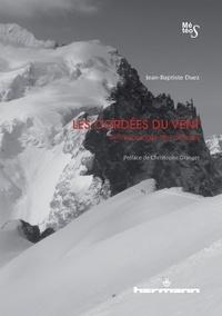 Jean-Baptiste Duez - Les Cordées du vent - Anthropologie de l'altitude.