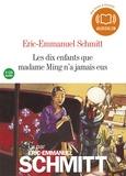 Eric-Emmanuel Schmitt - Les dix enfants que madame Ming n'a jamais eus. 2 CD audio