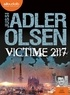 Jussi Adler-Olsen - Les Enquêtes du Département V Tome 8 : Victime 2117. 2 CD audio MP3