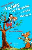 Jean-Louis Azencott - Les fables de La Fontaine en argot illustrées.