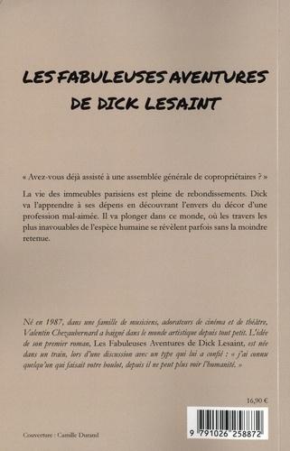 Les fabuleuses aventures de Dick Lesaint