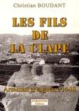 Christian Boudant - Les Fils de la cape - Armissan et la guerre 14-18.