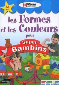 Les formes et les couleurs. CD-ROM.pdf