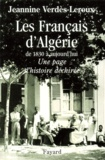 Jeannine Verdès-Leroux - .