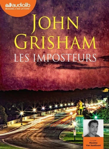 John Grisham - Les imposteurs. 1 CD audio MP3