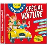 Play Bac - Les incollables spécial voiture. 1 CD audio MP3