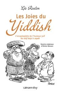 Leo Rosten - Les joies du yiddish.