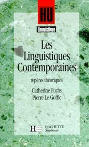 Pierre Le Goffic et Catherine Fuchs - .