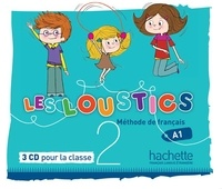 Hugues Denisot - Les Loustics 2 A1. 3 CD audio